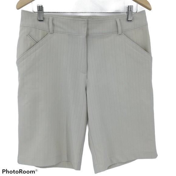 Nike Fitdry Golf Shorts Size 8